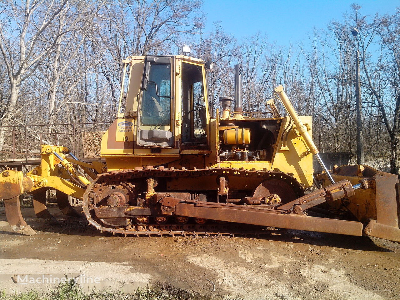 bulldozer FIAT-ALLIS FD14E