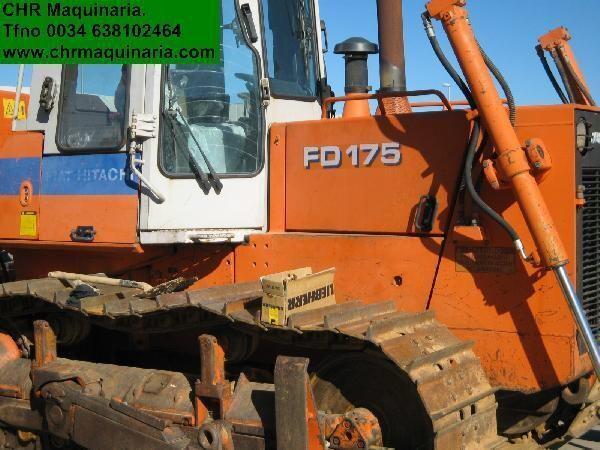 bulldozer FIAT-HITACHI FD175