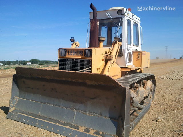 bulldozer LIEBHERR PR731C