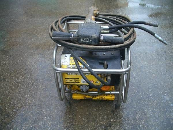 compressore Atlas Copco  PACK 20