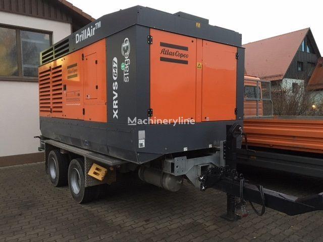 compressore Atlas Copco XRVS 647