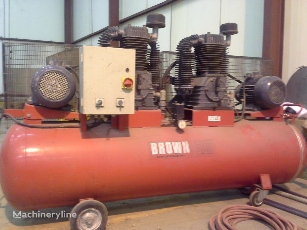 compressore Diversen BROWN LT 500