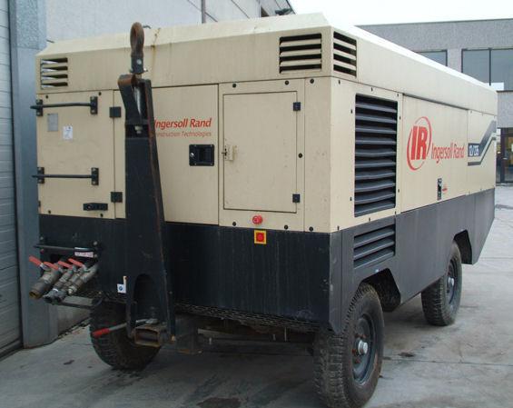 compressore INGERSOLL RAND 12/235 VHP825