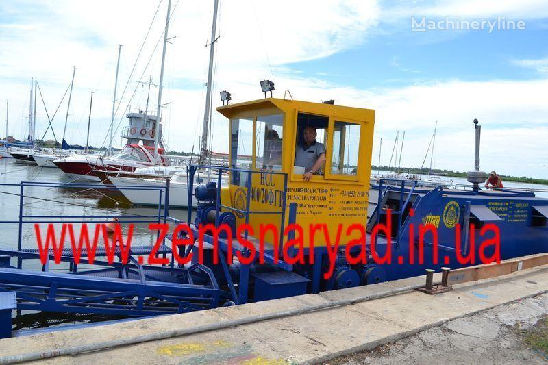 draga NSS Zemsnaryad NSS 400/20-F-GR-K nuova