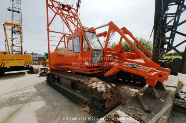 dragline HITACHI KH 180-2 GLS