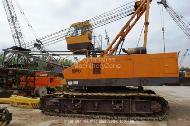 dragline HITACHI KH-300-2
