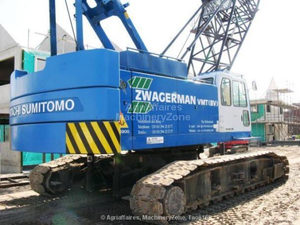 dragline HITACHI Sumitomo SCX 900