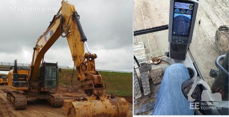 escavatore cingolato CATERPILLAR 320 EL