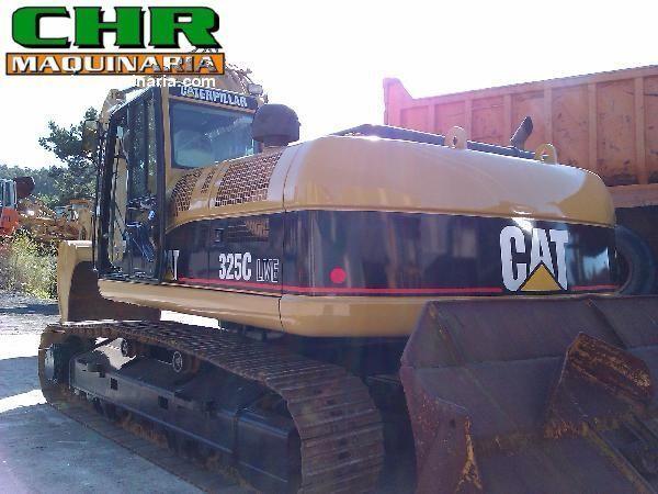 escavatore cingolato CATERPILLAR 325C