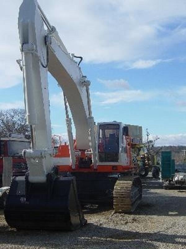 escavatore cingolato DAEWOO DH 450