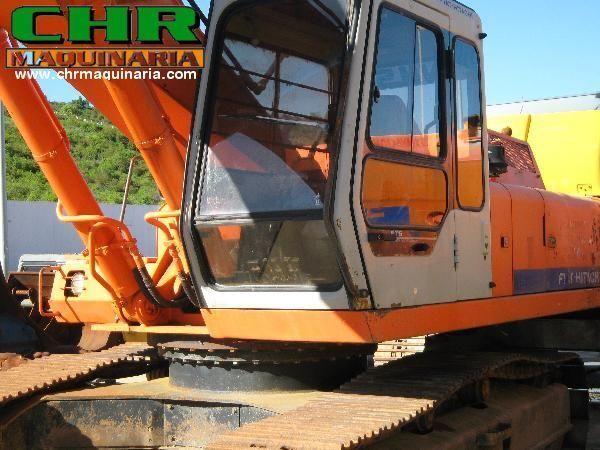 escavatore cingolato FIAT-HITACHI FH200 - FH220