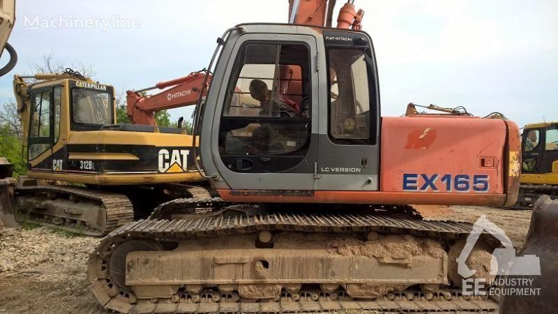 escavatore cingolato HITACHI EX 165 LC