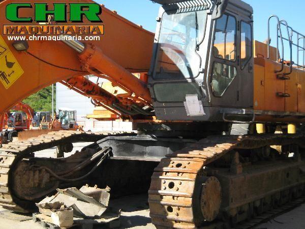 escavatore cingolato HITACHI EX800