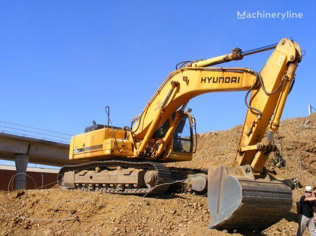 escavatore cingolato HYUNDAI R450 LC7