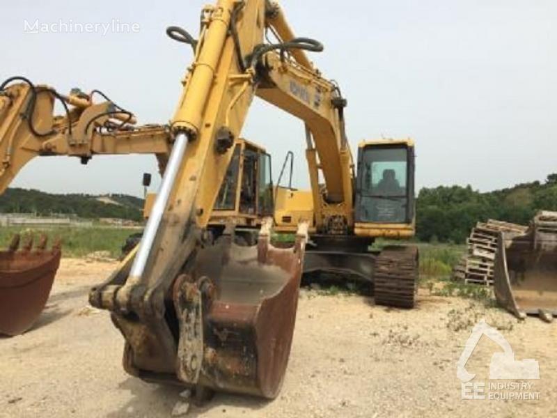 escavatore cingolato KOMATSU  PC 210 LC-6K