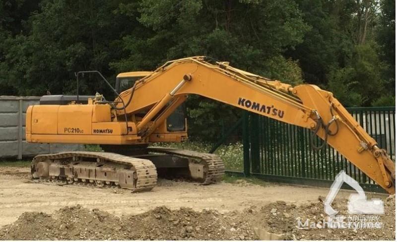 escavatore cingolato KOMATSU PC 210 LC-7K