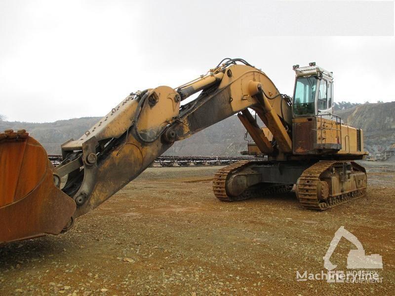 escavatore cingolato LIEBHERR R 974 BS HD LITRONIC
