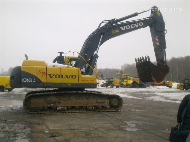 escavatore cingolato VOLVO EC360B LC