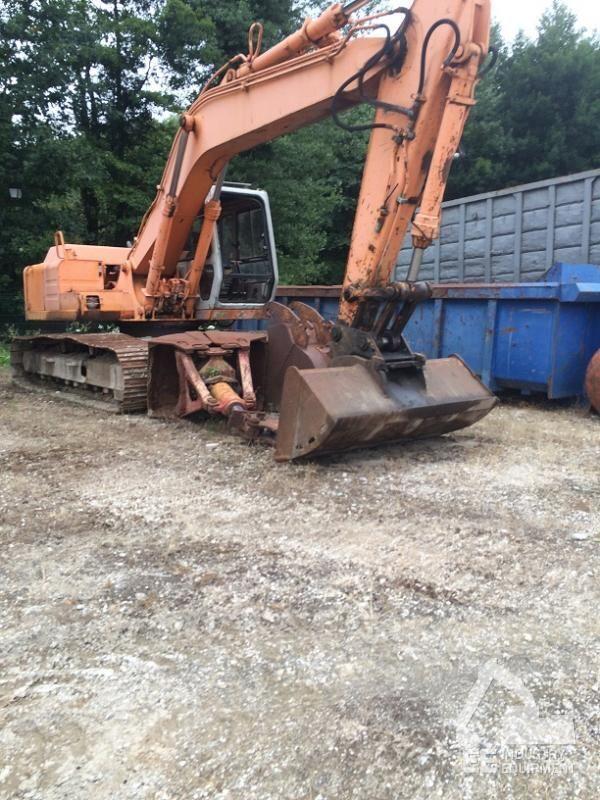 escavatore frontale HITACHI FH 150
