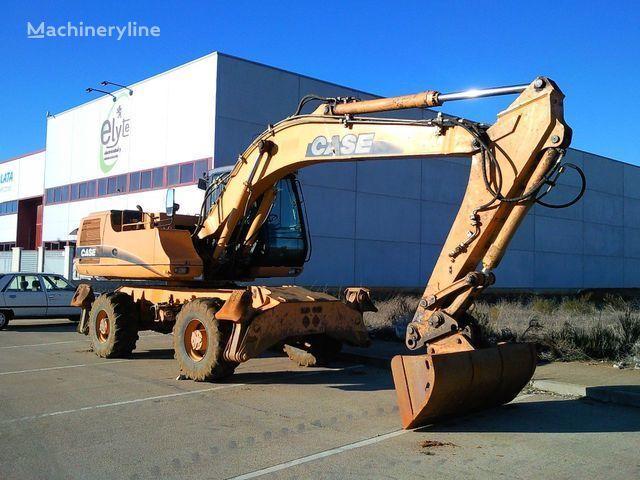escavatore gommato CASE WX200
