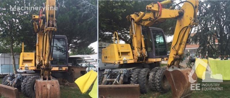 escavatore gommato FURUKAWA 725 LS