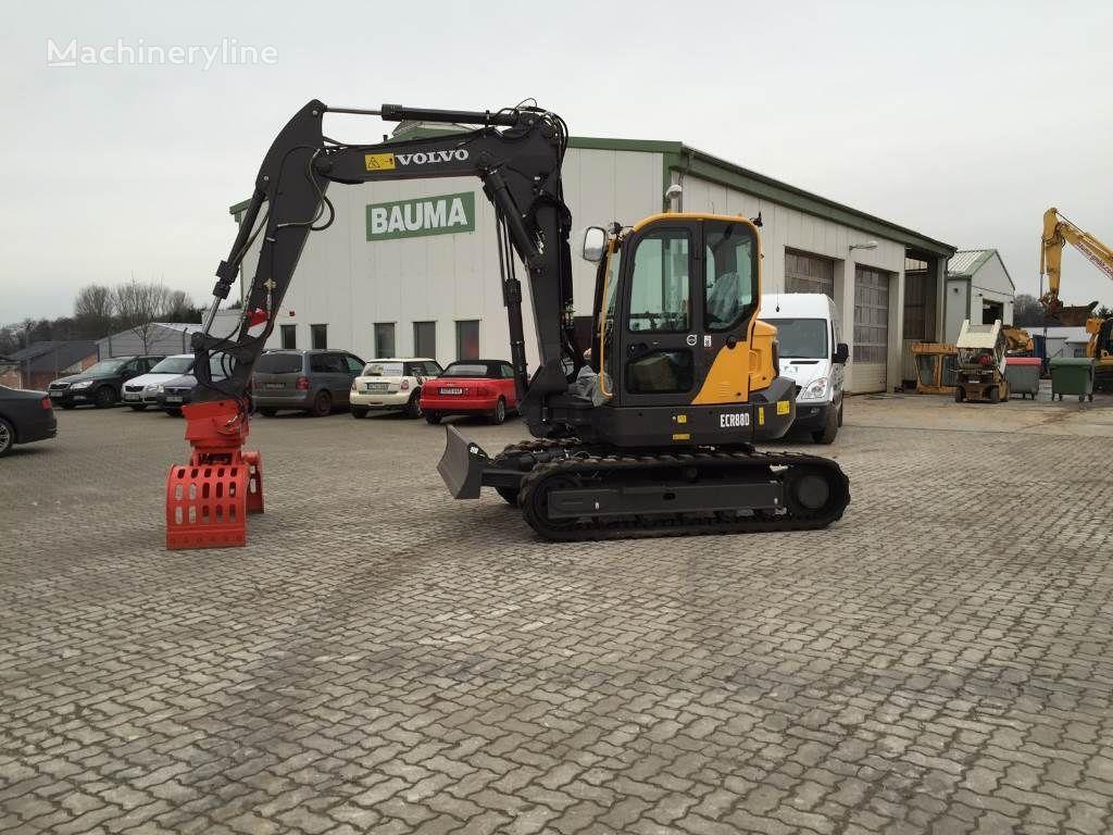 escavatore per demolizione VOLVO ECR88D