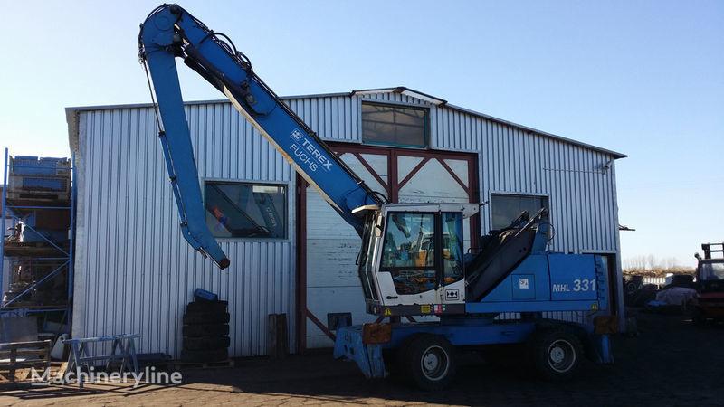 escavatore per movimentazione FUCHS MHL 331