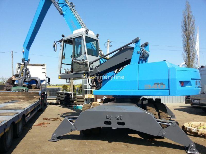 escavatore per movimentazione FUCHS MHL 340 A