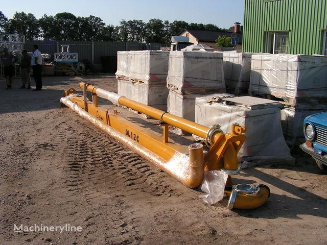 finitrice a casseforme scorrevoli Strela dlya podachi betona (betonorazdatchik). Italiya nuovo