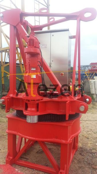gru a torre SAEZ 50 tl RECONDITIONED