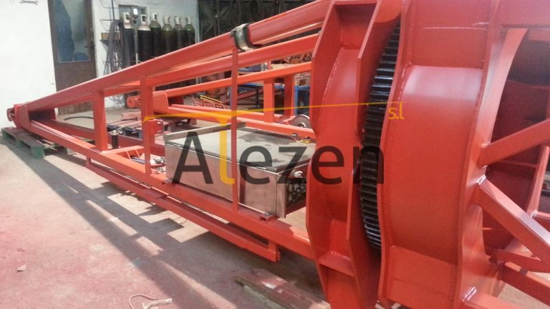 gru a torre SAEZ s 46 RECONDITIONED