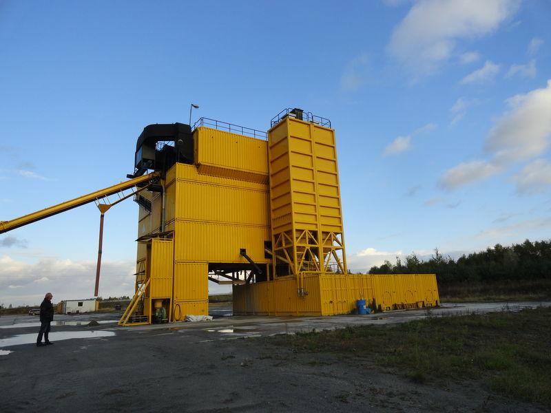 impianto di asfalto LINTEC CSD 3000