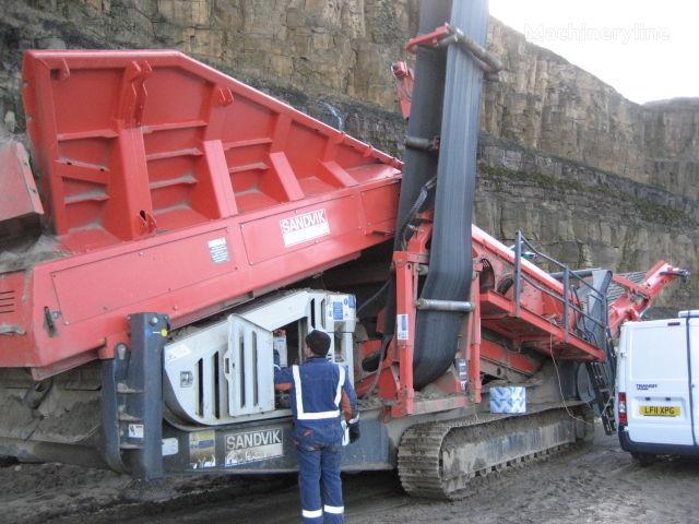 impianto di frantumazione SANDVIK QE440