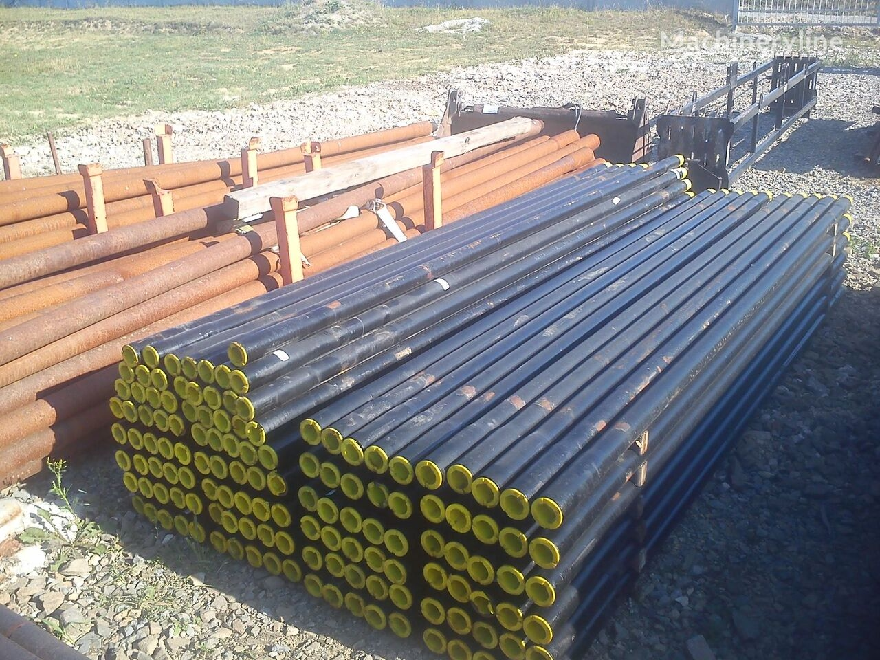 impianto di trivellazione orizzontale VERMEER  drill pipes for Vermeer 24x40/24x40SII