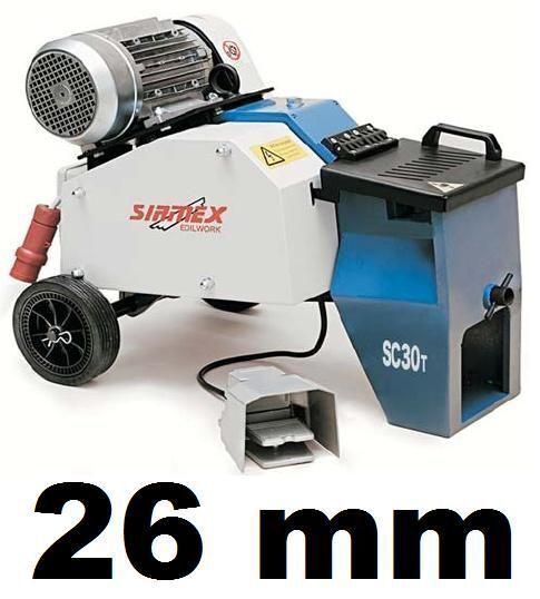 macchina per infissi SIRMEX SC30 T nuovo
