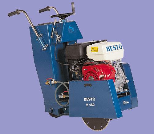 macchina tagliasfalto Besto B-450 nuovo