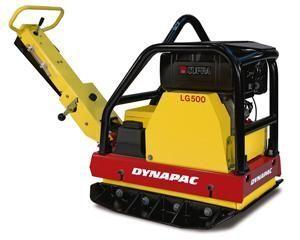 piastra vibrante DYNAPAC LG500 nuovo