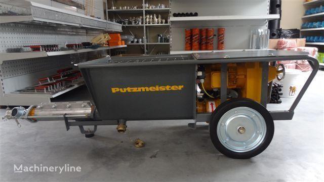 pompa per calcestruzzo carrellata PUTZMEISTER S5 EV nuovo