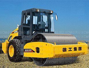rullo compattatore monotamburo XCMG XS222 nuovo