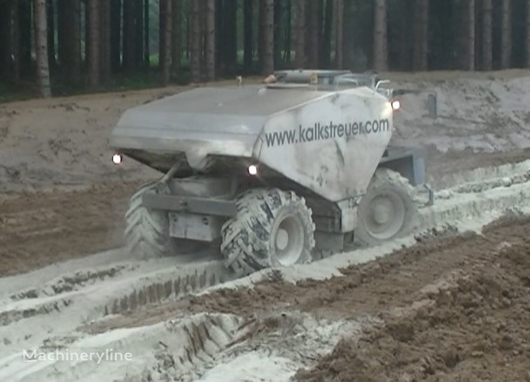 stabilizzazione di terreno nuovo