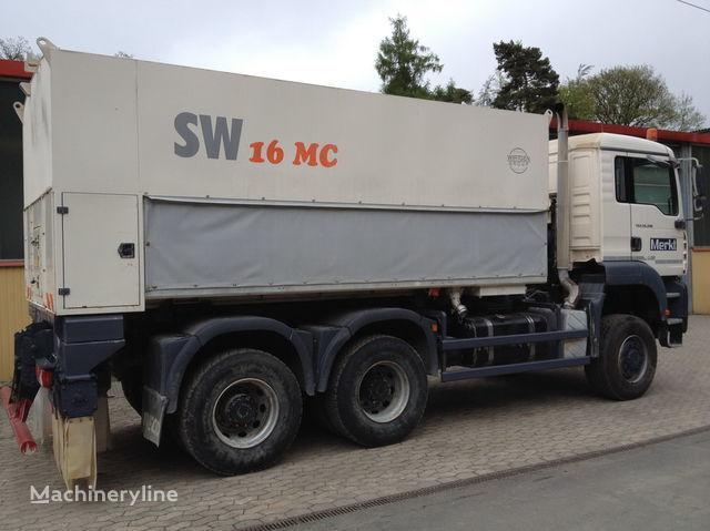 stabilizzazione di terreno WIRTGEN Spreader Streumaster SW 16 MC