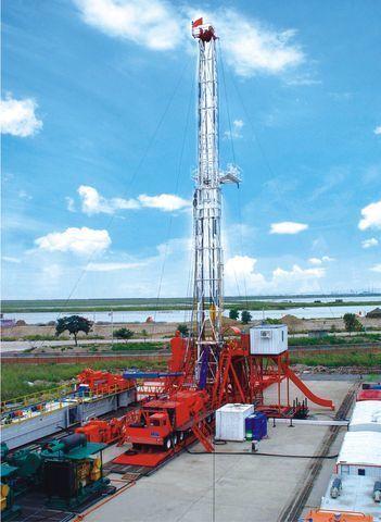 trivellatrice ZYT Petroleum ZJ40 nuovo