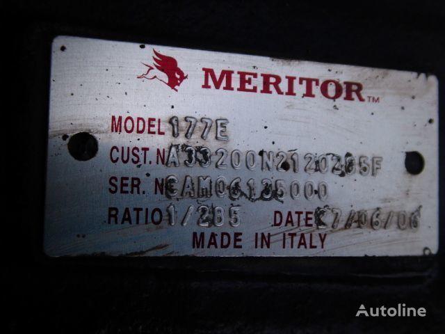 assale  Meritor 177E,2.85 per trattore stradale IVECO Cursor