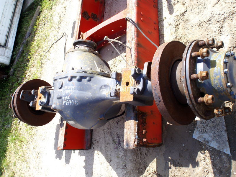 assale  P1370 per trattore stradale RENAULT MAGNUM