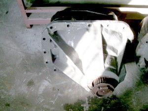 assale  RS1370HV per camion VOLVO FH 6x4