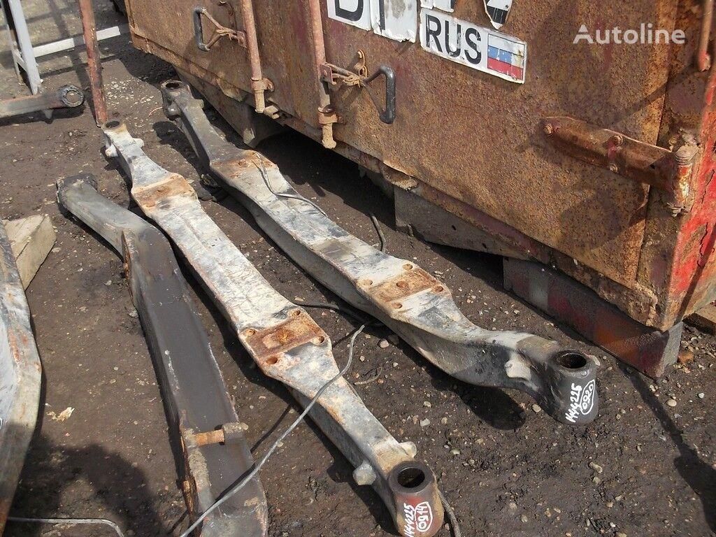 asse  Balka perednego mosta Scania per camion