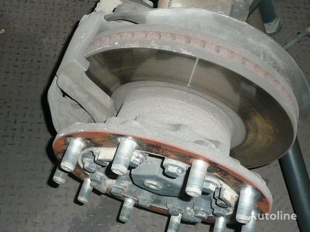 asse  Achser Trakker 14F06 Knorr bremse 41285003-004 per camion IVECO Trakker 8t 2007