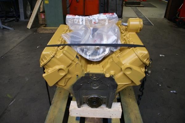 blocco cilindri per escavatore CATERPILLAR LONG-BLOCK ENGINES