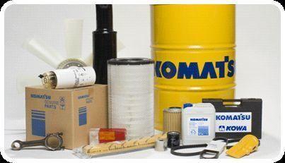 blocco cilindri per escavatore KOMATSU