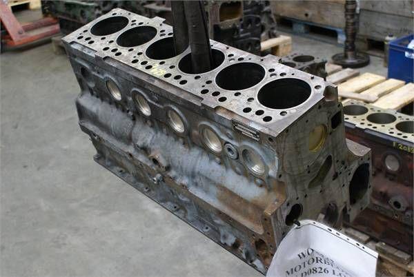 blocco cilindri per altre macchine edili MAN D0826 LOH 18BLOCK
